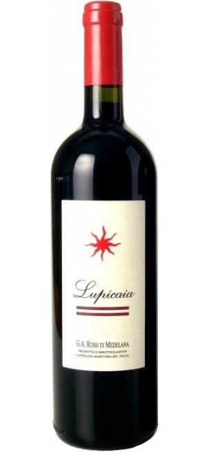 "Вино Castello del Terriccio, ""Lupicaia"", Toscana IGT, 2012, 0.75 л"