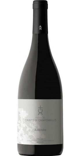 """Вино Baglio del Cristo di Campobello, """"Adenzia"""" Rosso, 2016, 0.75 л"""