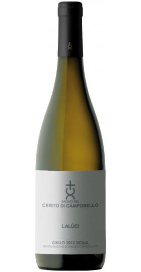 """Вино Baglio del Cristo di Campobello, """"Laluci"""", Sicilia DOC, 2017, 0.75 л"""