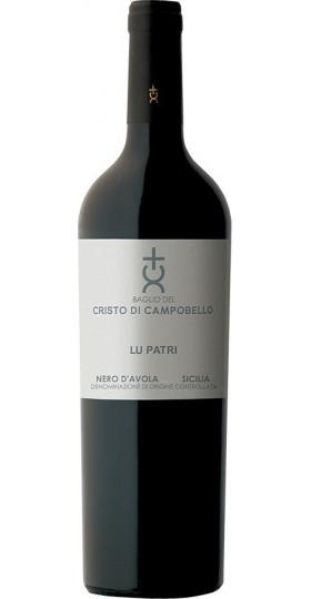 """Вино Baglio del Cristo di Campobello, """"Lu Patri"""", Sicilia IGP, 2015, 0.75 л"""