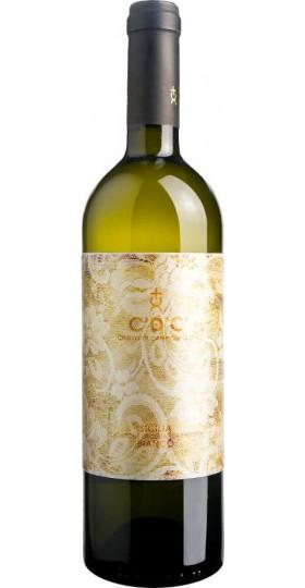 Вино Baglio del Cristo di Campobello, C'D'C' Bianco, Sicilia IGP, 2018, 0.75 л