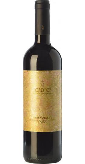 Вино Baglio del Cristo di Campobello, C'D'C' Rosso, Sicilia IGP, 2018, 0.75 л