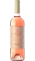 Вино Baglio del Cristo di Campobello, C'D'C' Rosato, Terre Siciliane IGP, 0.75 л