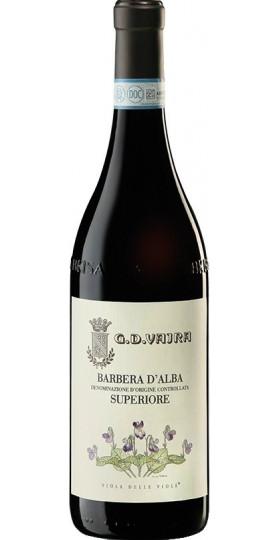 Вино G.D.Vajra, Barbera D'Alba Superiore DOC, 2017, 0.75 л