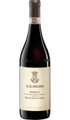 """Вино G.D.Vajra, """"Bricco delle Viole"""", Barolo DOCG, 2015, 0.75 л"""