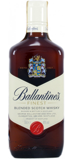 "Виски ""Ballantine's"" Finest, 0.5 л"