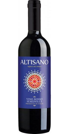 "Вино Cevico, ""Altisano"" Rosso Semidolce, 0.75 л"