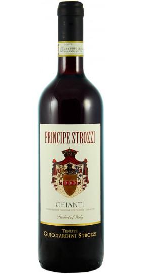 """Вино """"Principe Strozzi"""" Chianti DOCG, 2018, 0.75 л"""