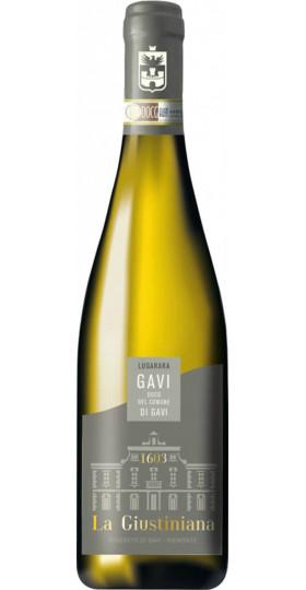 """Вино Gavi del Comune di Gavi """"Lugarara"""", 375 мл"""