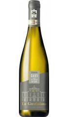 """Вино Gavi del Comune di Gavi """"Lugarara"""", 2018, 0.75 л"""