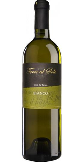"Вино Cantine Due Palme, ""Terre al Sole"" Bianco VdT, 0.75 л"