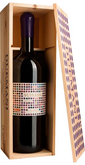 "Вино ""Suisassi"", Toscana IGT, wooden box, 2013, 1.5 л"