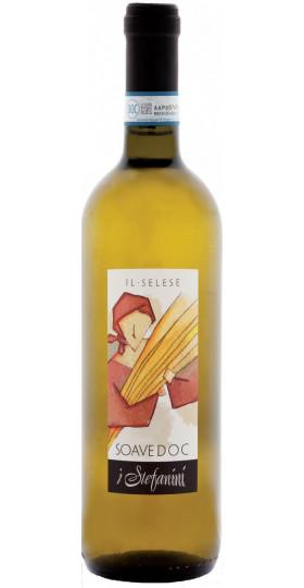 """Вино I Stefanini, """"Il Selese"""", Soave DOC, 2018, 0.75 л"""