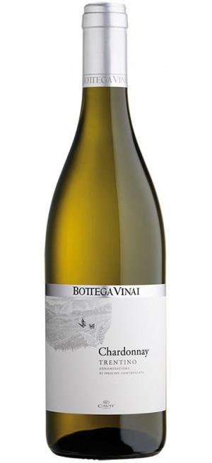 "Вино Cavit, ""Bottega Vinai"" Chardonnay, Trentino DOC, 2018, 0.75 л"