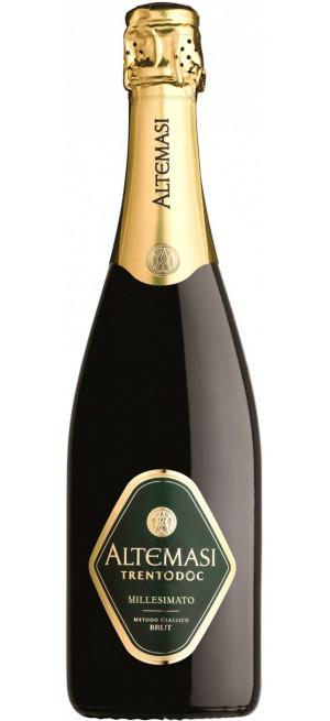 """Игристое вино """"Altemasi"""" Millesimato Brut, Trento DOC, 0.75 л"""