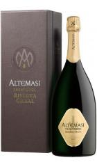 """Игристое вино """"Altemasi"""" Riserva Graal, Trento DOC, 2012, gift box, 0.75 л"""