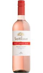 "Вино ""Sanvigilio"" Pinot Grigio Rose, Venezie IGT, 0.75 л"