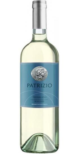 """Вино """"Patrizio"""" Trebbiano, Rubicone IGT, 2018, 0.75 л"""