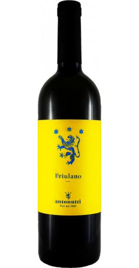 Вино Antonutti, Friulano, Friuli Grave DOC, 2018, 0.75 л
