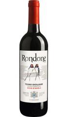 "Вино Settesoli, ""Rondone"" Nero d'Avola, Sicilia IGT, 2018, 0.75 л"