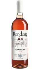 """Вино Settesoli, """"Rondone"""" Rose, Terre Siciliane IGT, 2018, 0.75 л"""