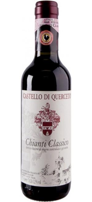 Вино Castello di Querceto, Chianti Classico DOCG, 2017, 375 мл