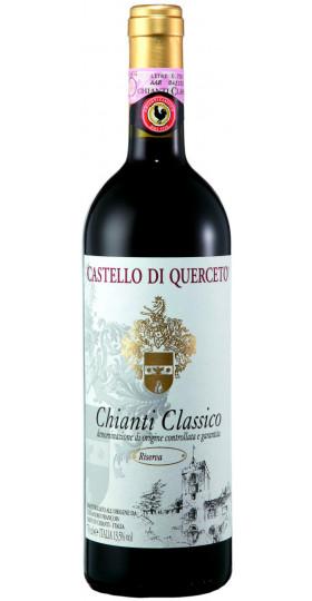 Вино Castello di Querceto, Chianti Classico Riserva DOCG, 2016, 0.75 л
