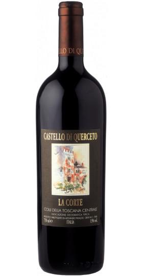 """Вино Castello di Querceto, """"La Corte"""", Colli della Toscana Centrale IGT, 2012, 0.75 л"""