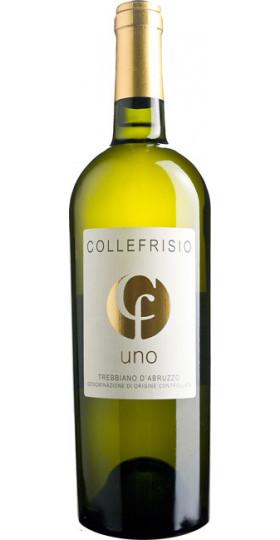 Вино Collefrisio, Uno Trebbiano d'Abruzzo DOC 2013, 0.75 л