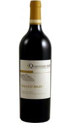 "Вино Quintodecimo, ""Giallo d'Arles"" Greco di Tufo DOCG, 2018, 0.75 л"