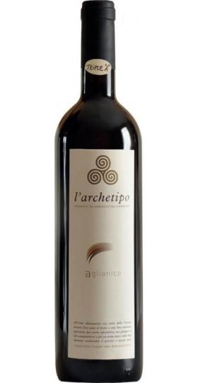 Вино L'Archetipo, Aglianico, Puglia IGP, 2013, 0.75 л