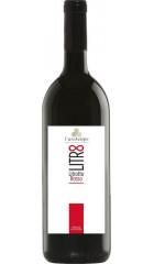 """Вино L'Archetipo, """"Litrotto"""" Rosso, Puglia IGP, 2015, 1 л"""