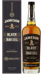 "Виски Jameson, ""Black Barrel"", gift box, 0.7 л"