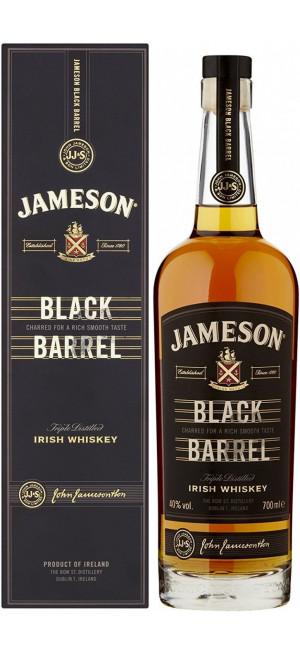 "Виски Jameson, ""Black Barrel"", gift box, 0.7 л"