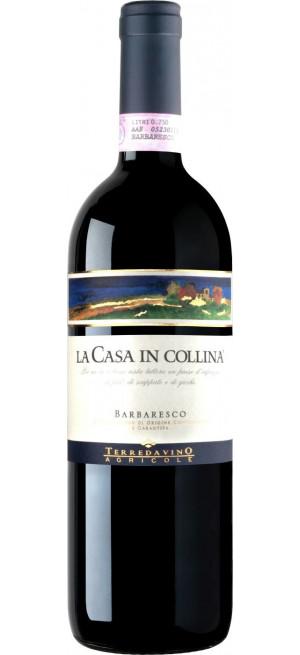 """Вино """"La Casa in Collina"""", Barbaresco DOCG, 2017, 0.75 л"""