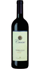 "Вино Barbera d'Alba DOC Superiore ""Croere"", 2016, 0.75 л"