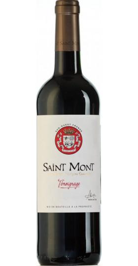 "Вино Plaimont, ""Temoignage"" Rouge, Saint Mont AOC, 0.75 л"