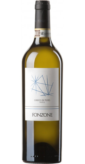 Вино Fonzone, Greco di Tufo DOCG, 2017, 0.75 л