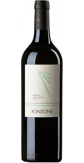 Вино Fonzone, Irpinia Aglianico DOC, 2015, 0.75 л