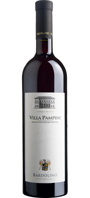 Вино Villa Pampini, Bardolino DOC, 2018, 0.75 л