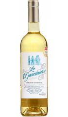 """Вино Plaimont, """"Le Gasconierre"""" Blanc, Cotes de Gascogne IGP, 0.75 л"""