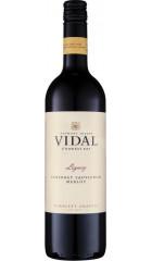 "Вино Vidal, ""Legacy"" Cabernet Sauvignon-Merlot, 2016, 0.75 л"