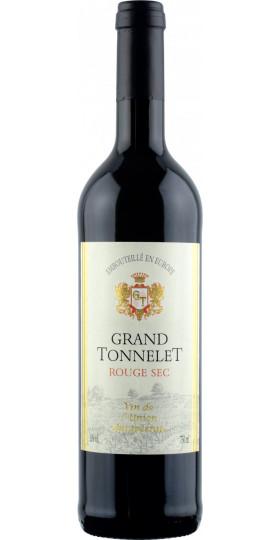 """Вино """"Grand Tonnelet"""" Rouge Sec, 0.75 л"""