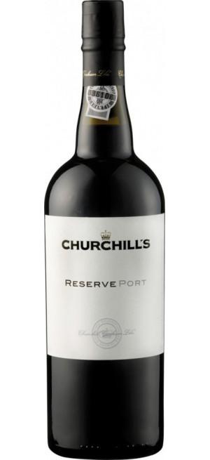 Портвейн Churchill's Reserve Port, 0.75 л