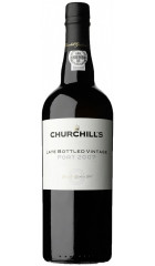 "Портвейн ""Churchill's"" Late Bottled Vintage Port, 2015, 0.75 л"