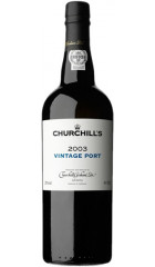 Портвейн Churchill's, Vintage Port, 2003, 0.75 л