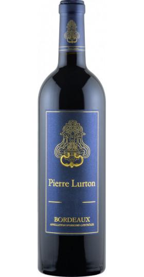 "Вино ""Pierre Lurton"" Rouge, Bordeaux AOC, 0.75 л"