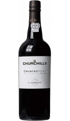 Портвейн Churchill's, Crusted Port, bottled in 2006, 0.75 л