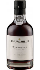 Портвейн Churchill's, Tawny Port 10 Years Old, 200 мл
