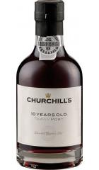 Портвейн Churchill's, Tawny Port 10 Years Old, 200 мл
